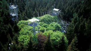 The Plant Technology Center includes a research station in the Kranzberger Forest