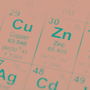 As the trace element zinc only exists in small amounts in an organism, it has to be consumed by way of nutrition. (Photo: iStock/davidf)